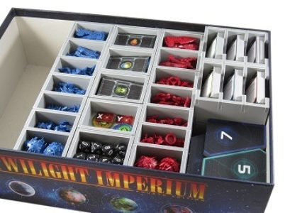 Folded Space: Twilight Imperium 4th