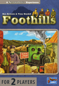 Foothills - PREORDER (ORDER BY ITSELF ONLY - SEE FAQ)