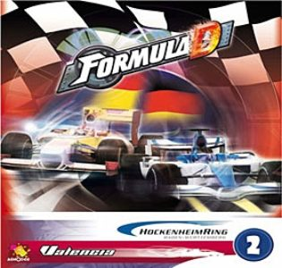 Formula D Circuits 2 - Hockenheim and Valencia