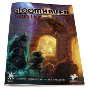 Gloomhaven: Fallen Lion (comic)