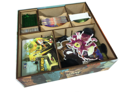 GO7 Gaming - Storage Solution for King of Tokyo/NY