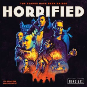 Horrified - PREORDER (ORDER BY ITSELF ONLY - SEE FAQ)
