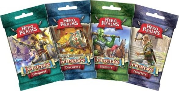 Hero Realms: Journeys - Travelers