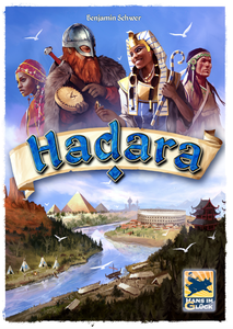 Hadara - PREORDER (Order by itself ONLY - see FAQ)