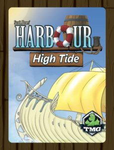 Harbour: High Tide