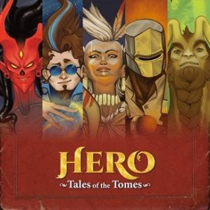 Hero: Tales of the Tomes