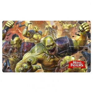 Hero Realms: Rampage Play Mat