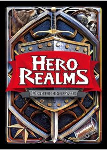 HERO Realms Card Sleeves (Pack of 60)