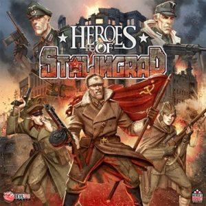 Heroes of Stalingrad (minor box bruise)