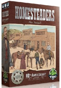 Homesteaders 10th Anniversary Edition - PREORDER (Order by itself ONLY - see FAQ)