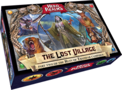 Hero Realms: Journeys - The Lost Village Campaign Deck