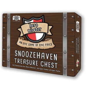 Hero Master: An Epic Game of Epic Fails: Snoozehaven Treasure Chest