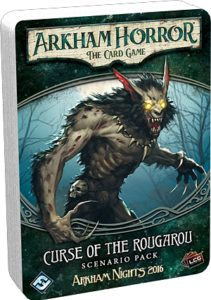 Arkham Horror: The Card Game – Curse of the Rougarou – Scenario Pack