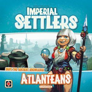 Imperial Settlers: Atlanteans