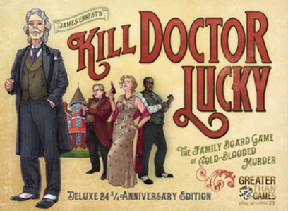 Kill Doctor Lucky: Deluxe 24 3/4 Anniversary Edition