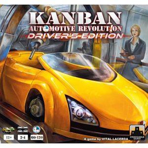 Kanban: Automotive Revolution – Driver's Edition ‐ English second edition