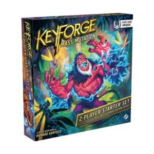 KeyForge: Mass Mutation: Two-Player Starter Set