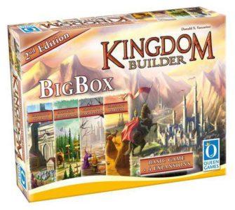 Kingdom Builder: Big Box (2nd Edition)