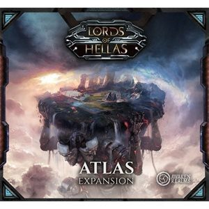 Lords of Hellas: Atlas