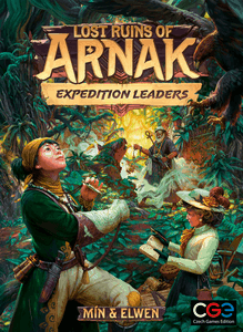 Lost Ruins of Arnak: Expedition Leaders