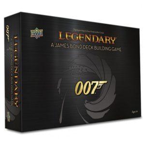 Legendary: James Bond