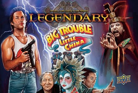 Legendary: A Marvel Deck Building Game - Big Trouble in Little China