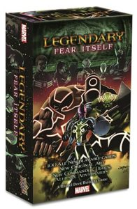 Legendary: Marvel Villains Fear Itself