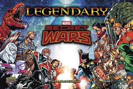 Legendary: Secret Wars - Volume 2