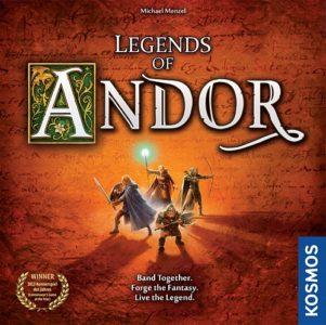 Legends of Andor - Kosmos Edition