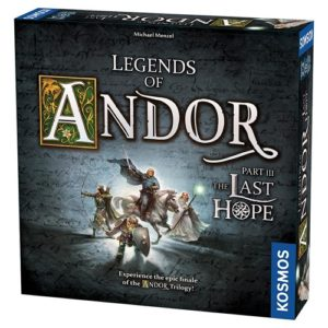 Legends of Andor: The Last Hope (English Edition)