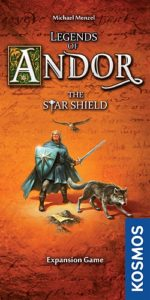 Legends of Andor: the Star Shield (English)