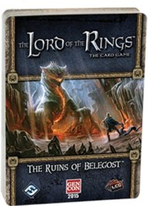 The Lord of the Rings: The Card Game – The Ruins of Belegost