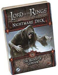 The Lord of the Rings: The Card Game – Nightmare Deck: The Blood of Gondor