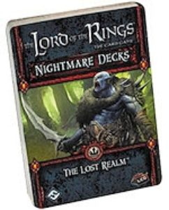 The Lord of the Rings: The Card Game – Nightmare Decks: The Lost Realm