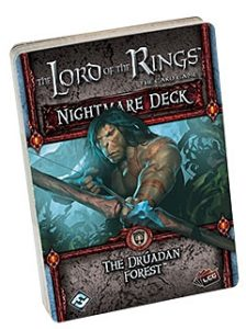 The Lord of the Rings: The Card Game – Nightmare Decks: The Druadan Forest