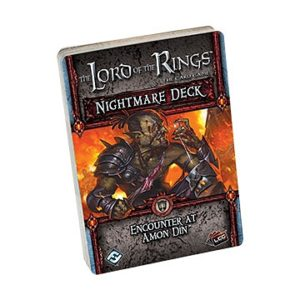 The Lord of the Rings: The Card Game – Nightmare Decks: Encounter at Amon Din Nightmare Deck