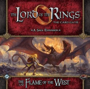 The Lord of the Rings: The Card Game – Flame of the West