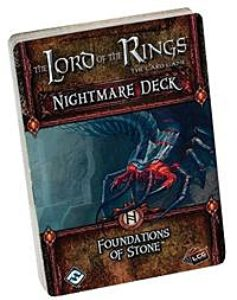 The Lord of the Rings: The Card Game – Nightmare Deck: Foundations of Stone