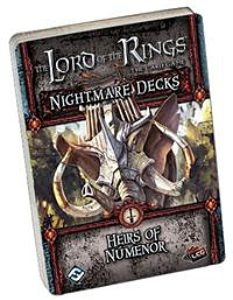 The Lord of the Rings: The Card Game – Nightmare Deck: Heirs of Numenor