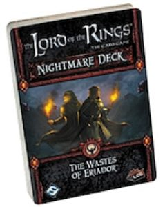 The Lord of the Rings: The Card Game – Nightmare Decks: The Wastes of Eriador