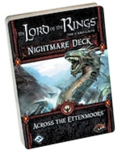 The Lord of the Rings: The Card Game – Nightmare Decks: Across the Ettenmoors