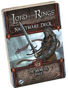 The Lord of the Rings: The Card Game – Nightmare Deck: The Morgul Vale