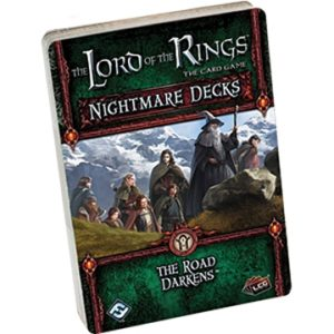 The Lord of the Rings: The Card Game – the Road Darkens Nightmare Decks