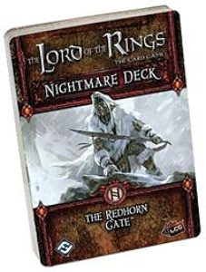 The Lord of the Rings: The Card Game – Nightmare Decks: The Redhorn Gate