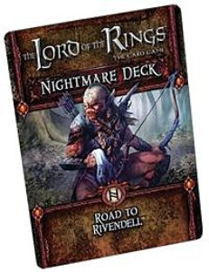 The Lord of the Rings: The Card Game – Nightmare Decks: Road to Rivendell
