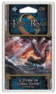 The Lord of the Rings: The Card Game – Storm on Cobas Haven