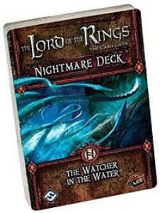 The Lord of the Rings: The Card Game – Nightmare Decks: Watcher in the Water
