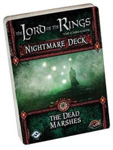 Lord of the Rings LCG: Dead Marshes Nightmare Deck