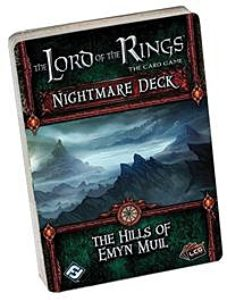 Lord of the Rings LCG: Hills of Emyn Muil Nightmare Deck