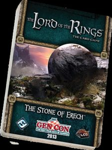 The Lord of the Rings: The Card Game - The Stone of Erech